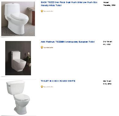 Flapperless Toilet Repair